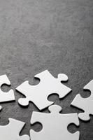 sfondo di pezzi di puzzle