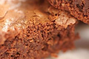 i brownies si chiudono foto