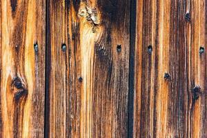 tavole di legno vecchio sfondo di superficie