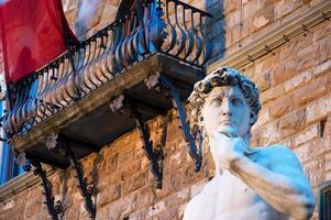 Ritratto di David di Michelangelo foto