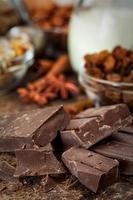 cuocere la torta al cioccolato - ingredienti per ricette