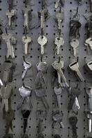 chiavi in negozio foto