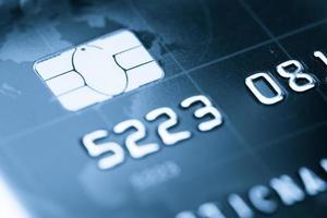 pagamento con carta di credito, acquisti online foto