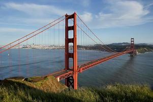 Golden Gate Bridge di San Francisco, Stati Uniti d'America foto