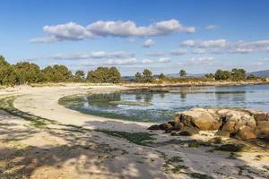 spiaggia di xastelas foto