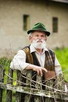 vecchio contadino