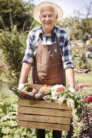 che stagione di giardinaggio abbondante