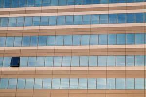 edificio per uffici aperto foto