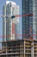 sviluppo, nuova costruzione foto