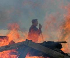 fuoco tenero foto
