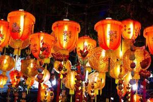 lanterne cinesi foto