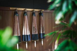 ombrello, giappone, tradizionale, ombrellone foto