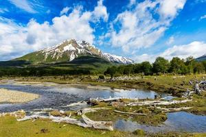 parco nazionale di ushuaia, argentina