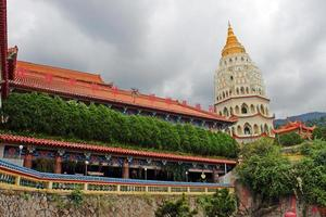 kek lok si temple, penang, malesia foto