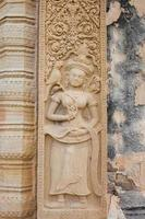 scolpire la pietra al tempio di Castle Rock foto
