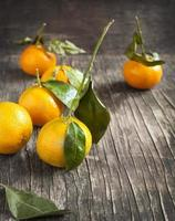 mandarini freschi