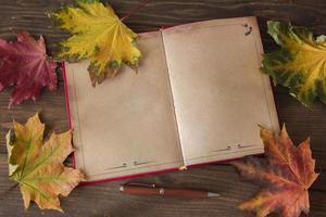 libro dettagliato foto
