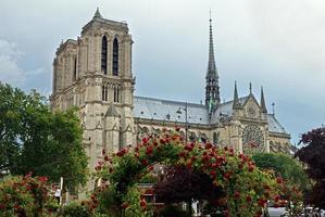 Parigi - Notre Dame de Paris foto