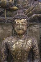 vecchio buddha foto