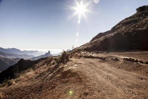 rual road foto