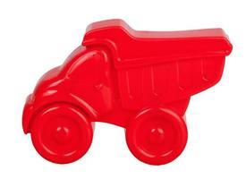 sabbia stampaggio plastica rossa