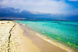la spiaggia della cinta