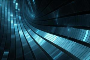 Priorità bassa futuristica della fantascienza astratta 3d foto