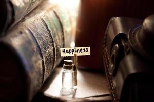 felicità foto