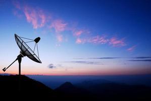 antenna parabolica foto