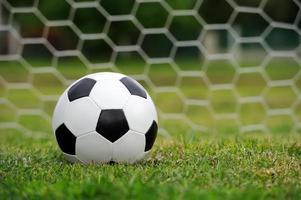 palla da calcio foto