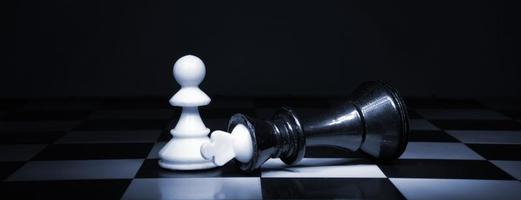 gli scacchi foto