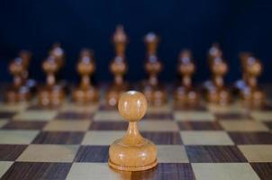 gioco di scacchi foto