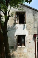 vecchia architettura foto