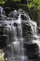 cascate di Goworth, montagne blu, Australia vicino a Sydney