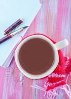 bevanda al cacao foto