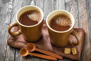 bevanda calda al cacao