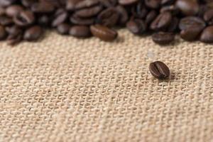 sfondo di bere caffè foto