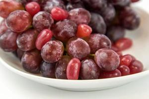 uva viola vs jelly bean viola foto