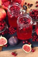 bevanda alla frutta foto