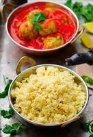 couscous.in rame orientale potabile foto