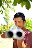 pistola sportiva foto