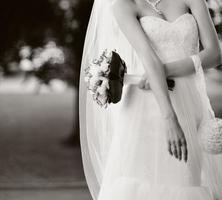 giovane sposa foto