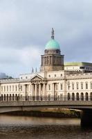Custom House Dublino Irlanda foto