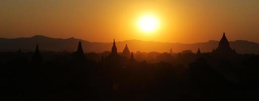 Bagan Myanmar foto