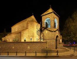 chiesa di tbilisi. Georgia foto