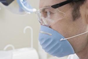 chirurgia del dentista foto