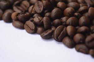 fondo del chicco di caffè
