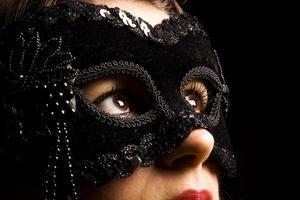 maschera d'opera foto