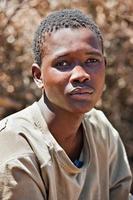 uomo africano foto
