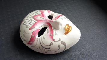 maschera veneziana foto